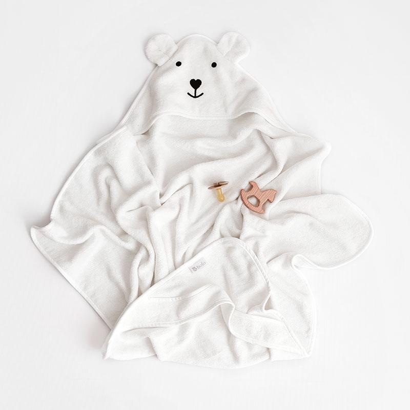 ręcznik_bambusowy_z_kapturkiem_biały_bolo